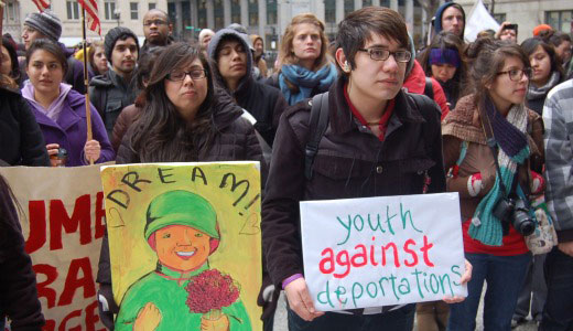 Could the DREAM Act have saved Joaquin Luna's life?