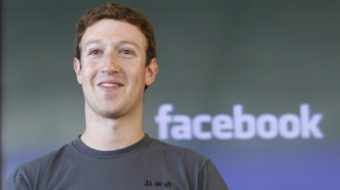 """Facebook's Mark Zuckerberg named Time's """"Person of Year"""""""