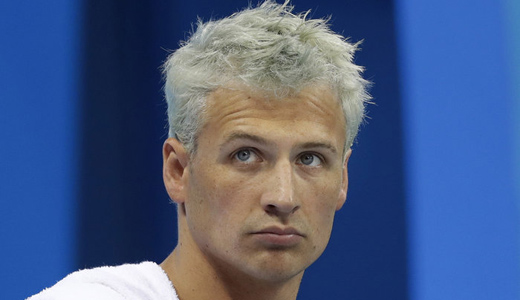 Ryan Lochte and 3 U.S. swimmers caught in whirlpool of scandal