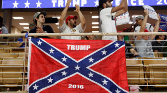 Black voters have plenty to lose with Trump