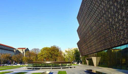 This week in history: New Smithsonian African American Museum opens