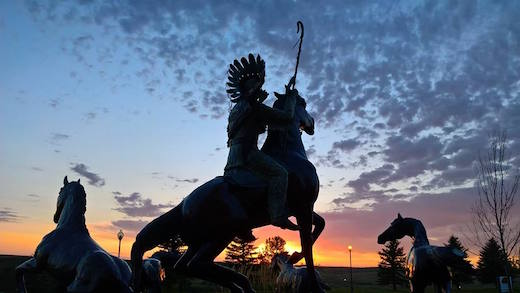 """""""We are fighting a monster, but we will win"""": Standing Rock Sioux"""