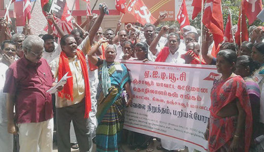 India made labor history with the world's largest general strike