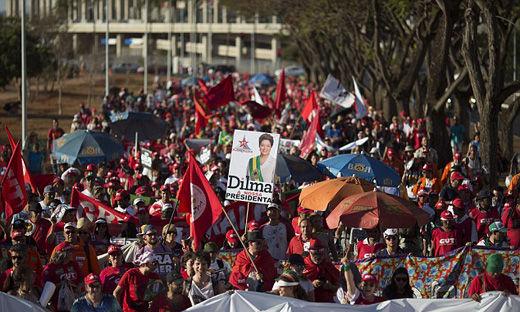 Brazilian Senate ousts President Dilma Rousseff