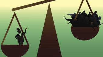 Economic inequality on the rise worldwide
