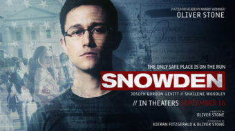 """Snowden"": Love, life and privacy in the time of surveillance"