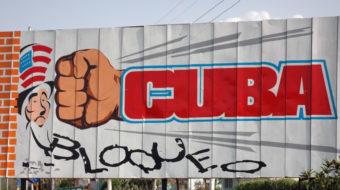 Cuba's report on U.S. blockade speaks for justice