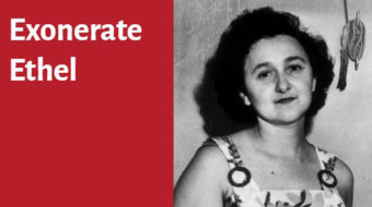 Meeropol brothers launch petition to exonerate their mother, Ethel Rosenberg