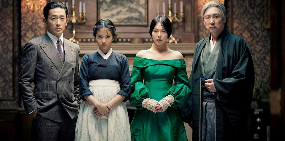 """The Handmaiden"": Stunning erotic crime thriller in Japanese-occupied Korea"