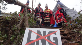 Canada's Trudeau government discards First Nations pipeline consult promise