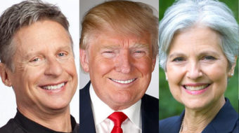 Tough truth: Voting third party helps Trump