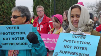 Voter protection measures in place to fight intimidation November 8