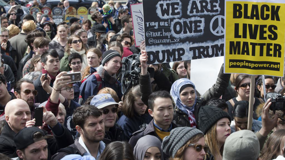 Trump victory is a revolt against the future