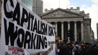 How will capitalism end? Slowly and painfully