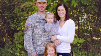 IBEW Local 673 supports member deployed to Afghanistan
