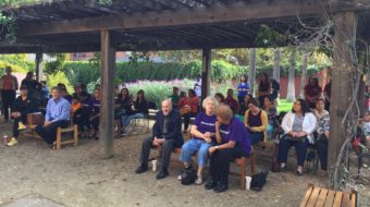 Latino community and allies pledge solidarity in wake of election