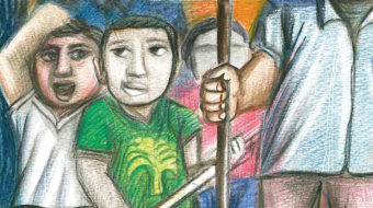 Hardball Press offers bilingual children's titles on equality, strength, sharing