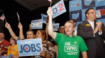 Ohio GOP surrenders on unemployment compensation bill
