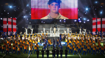 """Billy Lynn's Long Halftime Walk"": Militarism inconclusively critiqued"