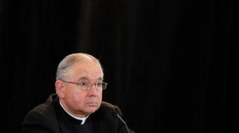 Archbishop José Gómez in line to lead American Catholic Church