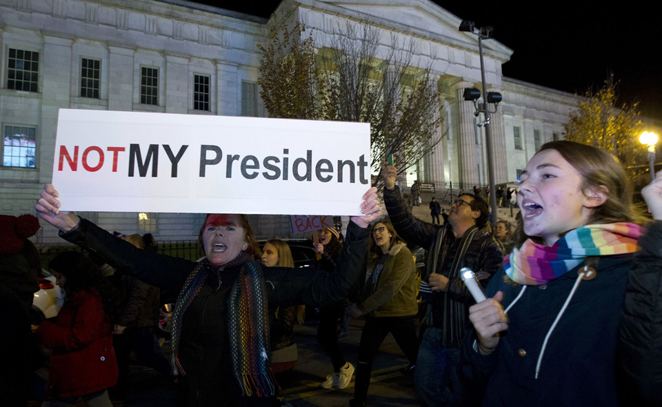 Building the resistance to Trump: Lessons from history