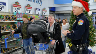 Walmart is stealing police services from communities