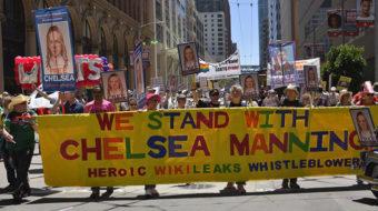Obama shortens Chelsea Manning's term