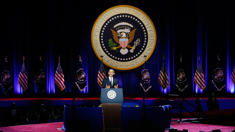 Obama farewell address: Much achieved, more still to do