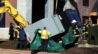 Unions decline, construction worker deaths soar