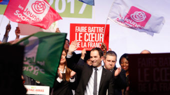 Visions for the future clash in French elections