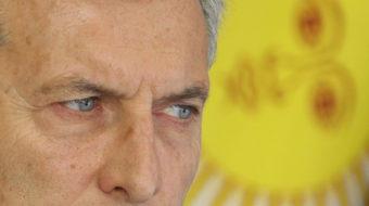 Argentina's President Macri has a Trump problem