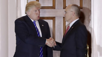 Puzder expected to withdraw as labor secretary pick