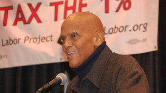 This week in history: Singer/activist Harry Belafonte thriving at 90