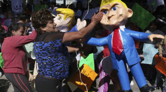 Mexicans respond to Trump's attacks