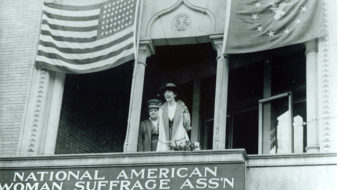 Women's History Month: Jeannette Rankin, first woman seated in Congress