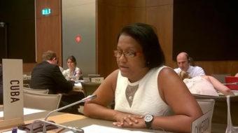Cuba reclama en ONU compromiso con un total desarme nuclear
