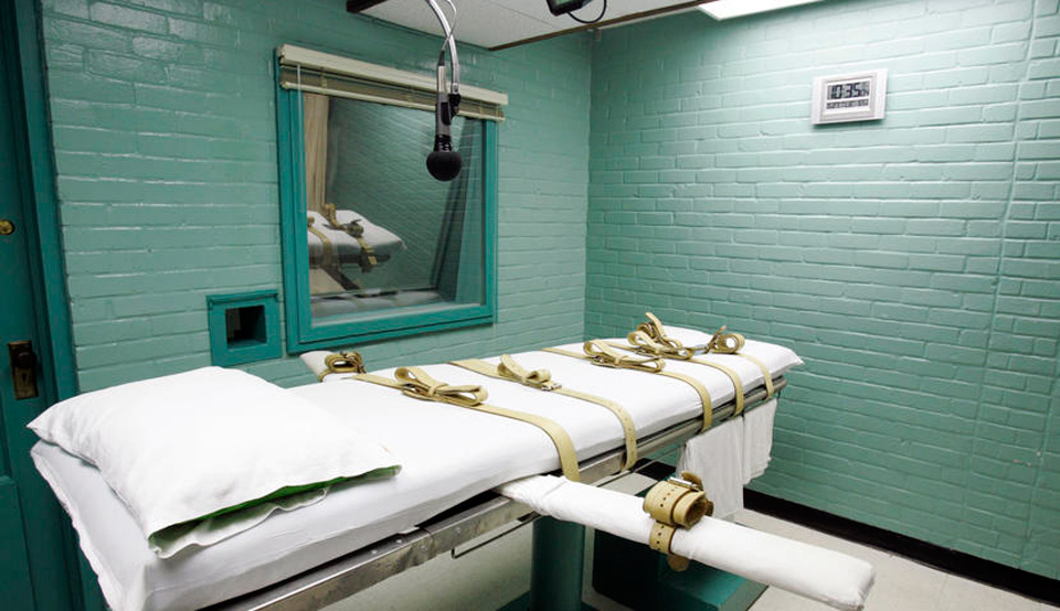 Arkansas is planning an execution spree