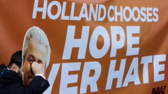 Netherlands election: Far-right advance slowed as the left gains
