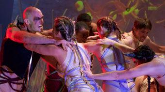 """Paradise Lost: Reclaiming Destiny,"" a movement adaptation of Milton's epic poem"