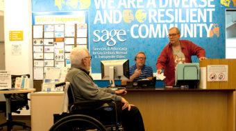 The grand erasure of older LGBTQIA America