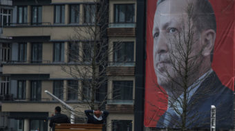 Turkey's President Erdogan seeks dictator-like power in referendum