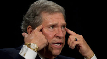 The world's greediest CEO: Hunter Harrison
