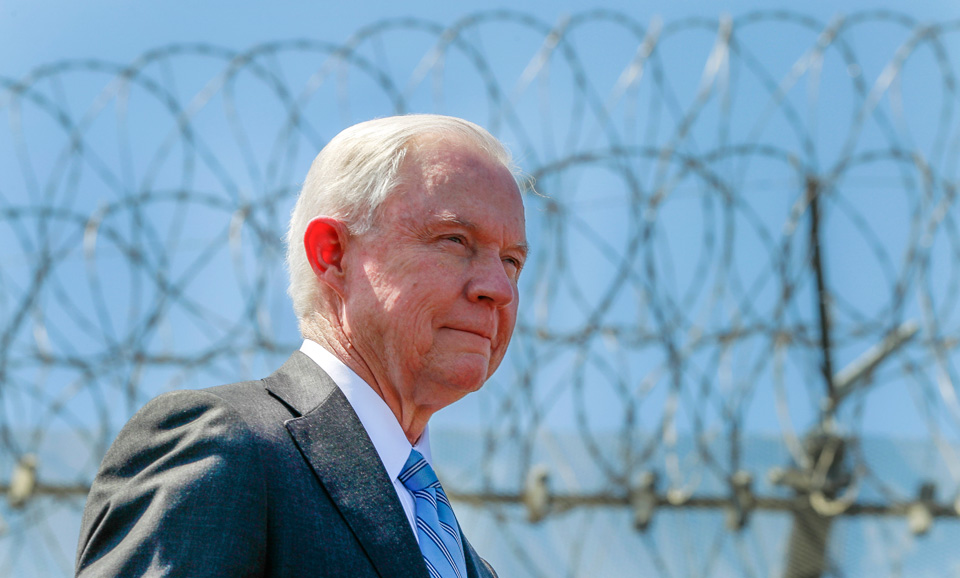 Jeff Sessions and the Department of Injustice