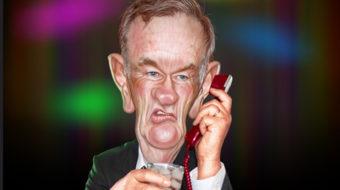 Bill O'Reilly's firing a gift for Sexual Assault Awareness Month