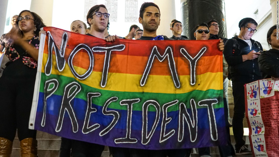 Report: Trump to legalize anti-LGBTQ discrimination with new executive order