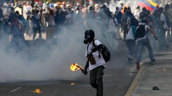 Venezuela needs a helping hand, not a hammer blow