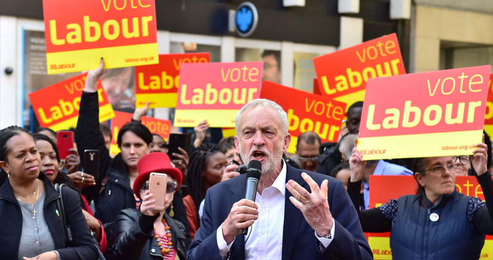 British union leaders: Corbyn's the one we've been waiting for
