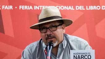 Mexican journalist Javier Valdez Cárdenas slain Monday