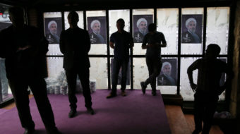 Iran presidential election: People brace for latest charade of 'democracy'