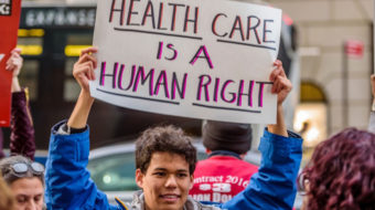 Uprising underway against Senate plan to take healthcare from millions